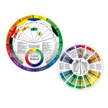 fashion design color wheel