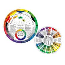 Roda de cores de design de moda