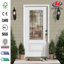 Sequence Primed Prehung Security Door