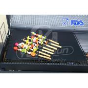 BBQ grill mat gebruikt op een BBQ Grill of als Drawstring