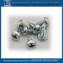 3.5 * 9.5 Pan Framing Kopf selbstschneidende Schraube