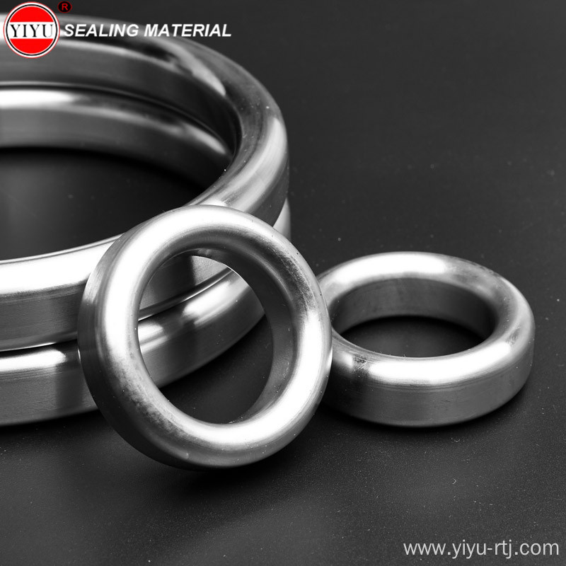OVAL Metallic Gasket
