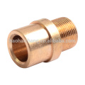 Изготовленный на заказ электрический трансформатор диаметр 50 латунный бронзовый стальной батареи рукав втулка