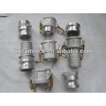 Fuzhou Hongxing Aluminum cam and groove couplings