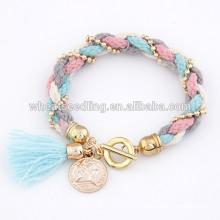 Tassel pendant hanging bracelet