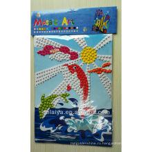 Лист EVA наклейка игрушки мозаика для детей