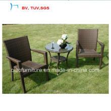 Table de rotin concurrentiel dans la table basse Coffee Chair Indoor / Outoor