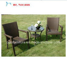 Competitive Rattan Table in Coffee Table Coffee Chair Indoor/Outoor