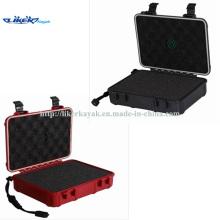De alta qualidade de plástico rígido impermeável caixa de ferramentas ao ar livre (LKB-8001)