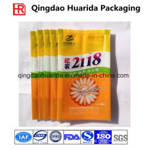 Woven Bag Customized Plastic Seeds Packaging Pouches Packing Bag