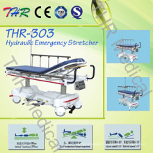 Hydraulic Stretcher for Emergency Room (THR-303)