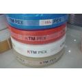 Tubo de plástico (HDPE, pex-al-pex 16-32), Tubo de gás com tubo de água fria e quente