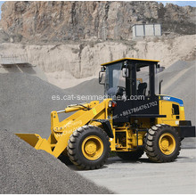 SEM618B 1 Tons Mini Front Loader en venta