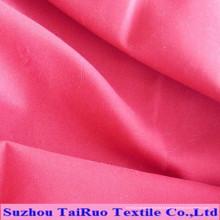Peau de pêche de microfibre de polyester pour le tissu de feuille de lit