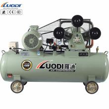 precios de la máquina del compresor de aire de pistón rojo grande V-1.05 / 12.5