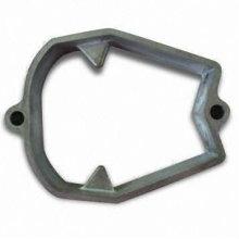 Componentes de zinc fundido a presión para carril de alta velocidad