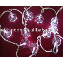 LED Peace Sign light