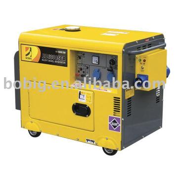 Diesel-Motor-Generator-Set