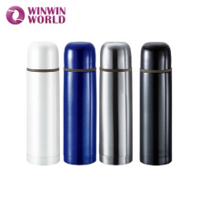 Fashionable Wholesale Bullet Shape Thermos Bottle,Vacuum Flask