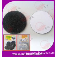 Oem Heat Melt Glue Adhesive Velcro Tape With White Dot For Shoes
