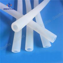 Flexible heat resistant silicone rubber vacuum hose
