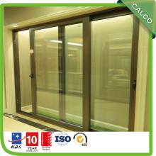 Customized Aluminum Sliding Glass Doors