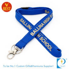 Custom Printed School Lanyard for Staffs (LN-0124)
