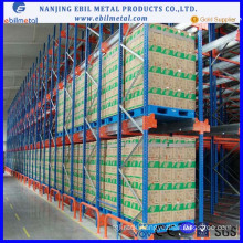 Widely Use in Warehouse Automated Radio Shuttle Racking/Shelving