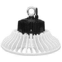 80W 100W 120W 150W 200W Industrial Nichia LED Meanwell Condução UFO LED Linear High Bay Light