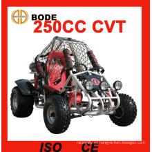 Coche del Pedal de playa de 250cc para adultos con un puesto