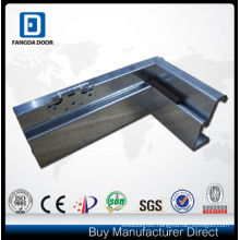 Fangda Galvanized Iron Door Frame, Not Normal Aluminium Frame