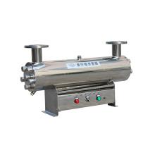 Esterilizador UV da água industrial, Esterilizador da luz UV da purificação da água