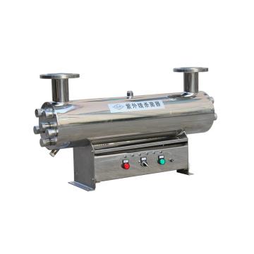 Stérilisateur UV industriel à l'eau, stérilisateur à lumière UV purifiant l'eau