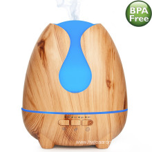 Whisper Quiet Ultrasonic Scent Aroma Diffuser 500ml