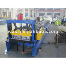 Stahl Metall Decking Blatt Profiliermaschine