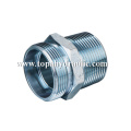 1CM-WD industrial hydraulic hose crimp fitting