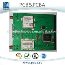Placa do PWB do perseguidor dos gps de 4 camadas com sim 808 / sim900 em Shenzhen