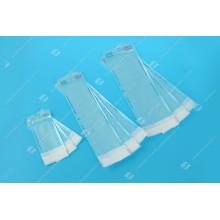 Auto-sellante bolsas de esterilización plana bolsas médicas