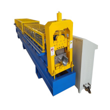 Galvanized Metal Round Gutter Forming Machine