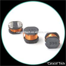 Induzores de montagem de superfície de energia não blindada SMD de 220UH de alta corrente