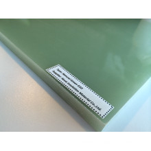 Hojas aisladas laminadas de vidrio epoxi (G10)