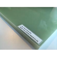 Folhas isoladas laminadas de vidro epóxi (G10)