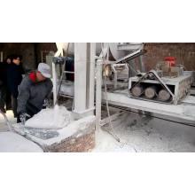 High Efficiency Interior Decoration Full Automatic Gypsum Cornice Making Machine