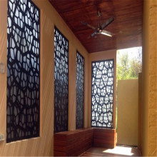 Architectural Decorative Laser Cut Metal Screen