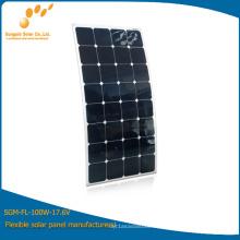OEM гибкие цены панель солнечных батарей 120w --- завод прямые продажи
