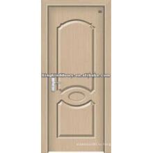 Двери из ПВХ двери МДФ с ПВХ листа JKD-1811, сделанные в Китае