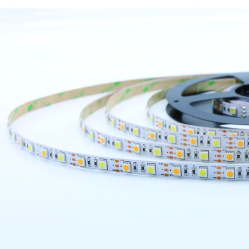 Strip light 5050SMD Double Color 60led flex