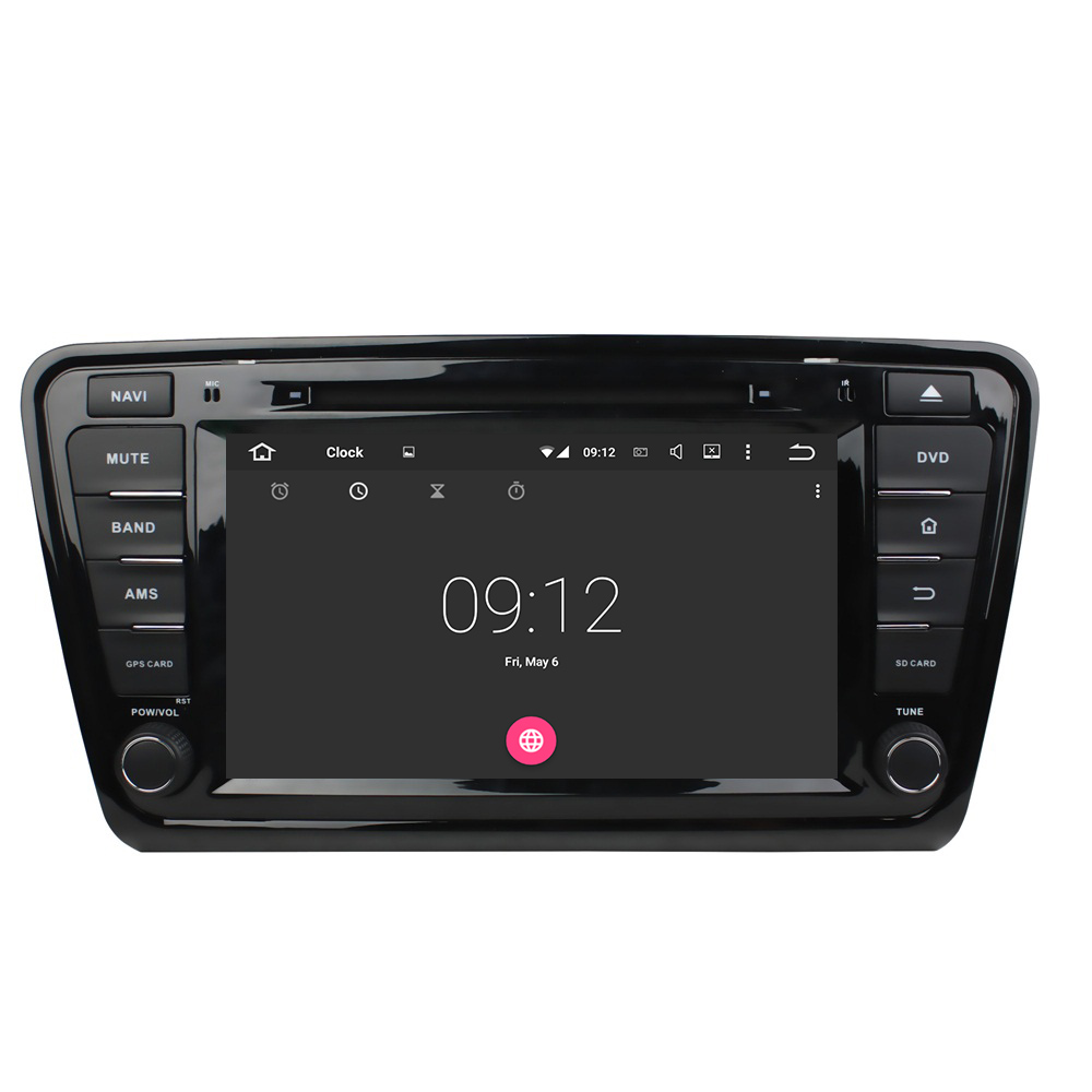 android car DVD for Skoda Octavia 2014