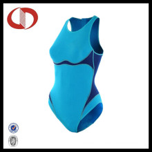 Nylon Spandex New Fashion One Piece Swimsuit Swimwear for Ladies