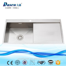 CUPC sink coni stainless steel farm sink sink cutting machine